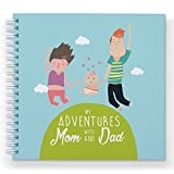 Dad To Be Memory Book: Activit Book For Daddy and Baby When They Are...