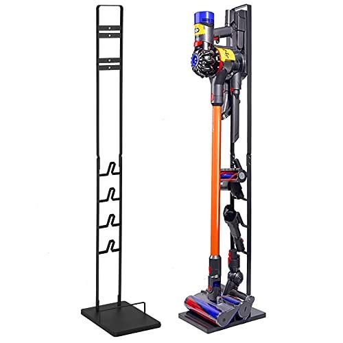Plasaig Ständer für Dyson Akkusauger - Organizer für Dyson V6,V7,V8,V10,V11 Standfuß Halterung Rahmen Halterung Metalllagerständer für Dyson