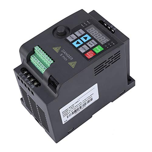 Mini VFD, Frequenzumrichter Frequenzumrichter Frequenzumrichter Frequenzumrichter für Motor, Drehzahlumrichter 220V/0.75KW