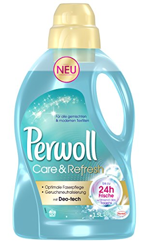 Perwoll Care & Refresh, 4-pack (4 x 1,46 l)