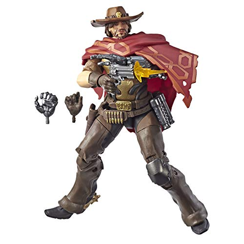 Overwatch OVW ULTIMATES Chili Figure