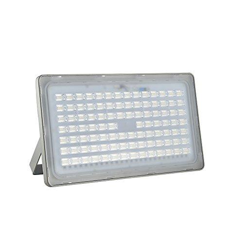 LED Strahler Außen 300W LED Beleuchtung 21000LM LED Lampe Scheinwerfer 5000K-6500K Kaltweiß IP65 Wasserdicht LED Strahler Außen für Hof Garten, Garage, Werbetafeln, Stadien, Plätze, Fabriken