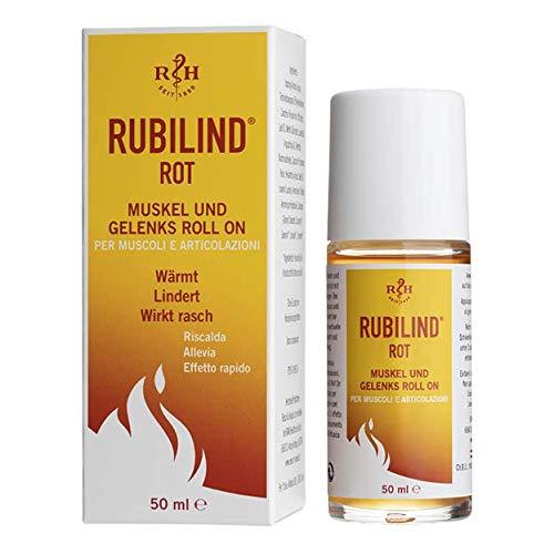 RUBILIND ROT Muskel-und Gelenks Roll On