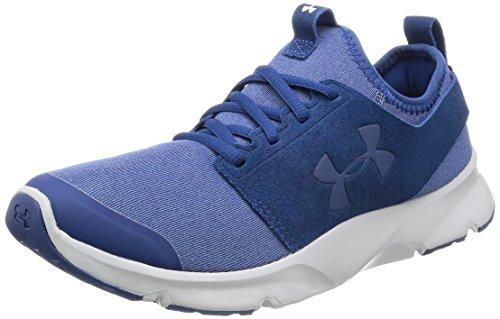 Under Armour UA Drift RN Mineral, Zapatillas de Running para Hombre, Azul (Slate Blue), 45 EU