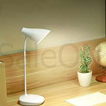 SaleON LED Modern Touch Dimming Foldable Eye Protection Desk Lamp USB Charging Reading Book Lights Table Lamp (Assorted-Colors)-1243