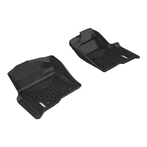 Aries Automotive FR07211809 Liners Custom Fit Floor Mat, Bl