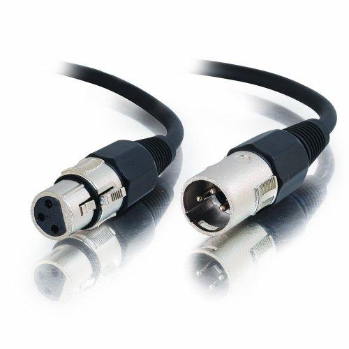 Cables To Go - Cable de Audio (XLR Macho a XLR Hembra, 2m)