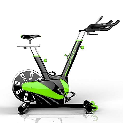 GWXSST Fijo Aerobic Bicicleta Cubierta Equipo de pérdida de Peso de Fitness Deportes de Bicicletas Bicicletas aparatos de Ejercicios de Fitness de Bicicletas Bicicletas de Interior de Bicicletas