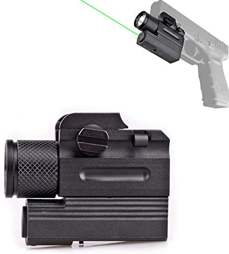 New Feng Lian tactical pistol is equipped with a flashlight 250 lumens integrated green aiming laser...