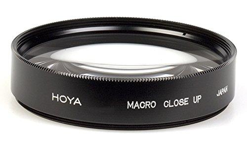 Hoya Macro Close Up+10 Nahlinse zum Einschrauben, für Makrofotografie, 55mm, 10Dioptrien