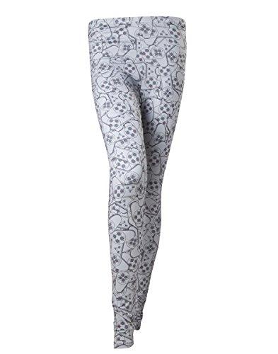 Playstation Leggings -L- all over printed