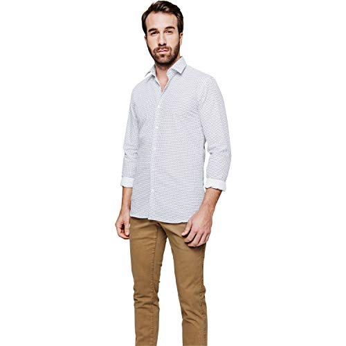 Arrow Herren Business-Hemd Gr. 37, weiß