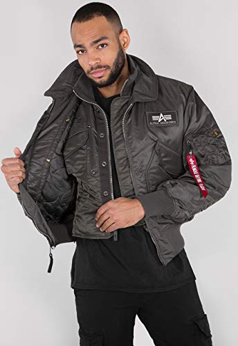 Alpha Industries X-Force Veste mi-saison Rep. Grey