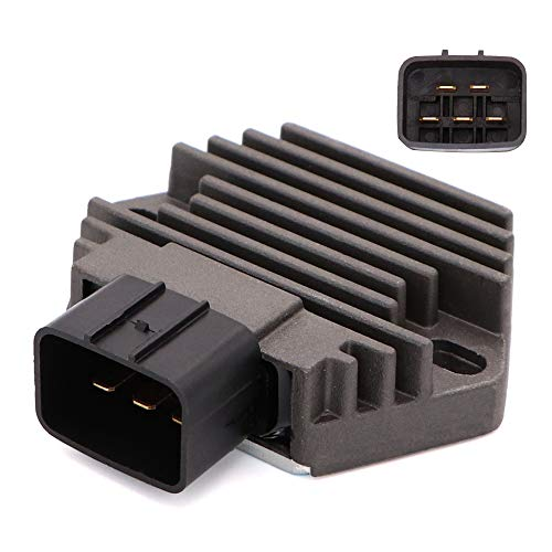 Taigoehua Voltage Regulator Rectifier compatible with Honda TRX350 Rancher TRX450S/ES Foreman and more