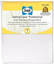 New SafetyCase Protective Crib Mattress Encasement