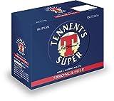 Tennent's Super Birra Doppio Malto Strong Lager, 10 x 27.5cl