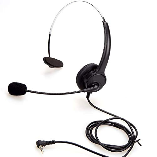 WRJ Auriculares con Cable, Los Auriculares USB On-Ear con...