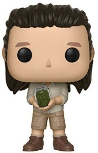 Funko Pop!- The Walking Dead Eugene Figura de Vinilo, Multicolor (25204)