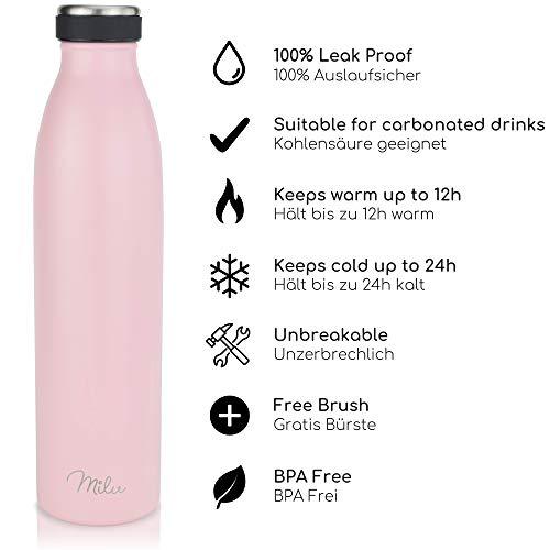 Milu Frascos térmicos para bebida