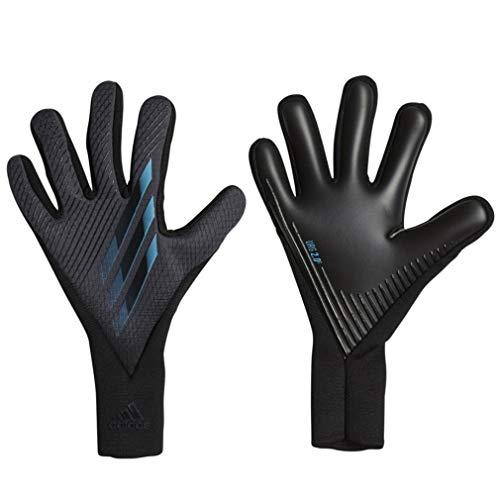 adidas Herren X Pro Handschuhe, Gresix/Black/Sigcya, 11