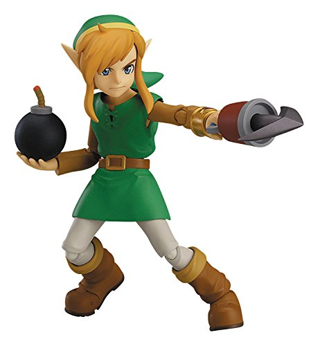 THE LEGEND OF ZELDA Link Between Worlds DX Edition Figura, 11 cm (Bandai GSCLZG90103)