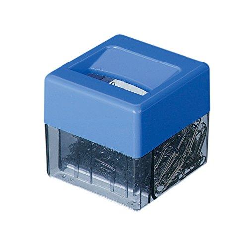 コクヨ マグネットボックス ゼムクリップ小 50g 約208本入 青 マク-1B