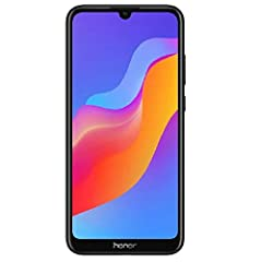 6.09 inch 1560p x 720p HD+ display with 16.7 M colors, 283 PPI ,TÜV Rheinland eye comfort certification ROM: 32GB RAM: 2GB, OS: Android 9.0 (Pie), User Interface: EMUI 9.0, Processor: MTK MT6765 Octa-Core (4x2.3 GHz + 4x1.8 GHz) Front Camera: 8MP, Re...