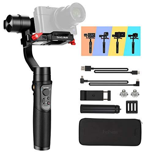 Hohem Digital Camera Gimbal Stabilizer Handheld Gimble