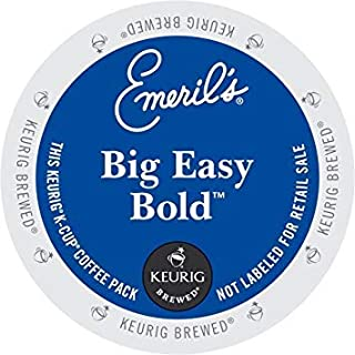 Emeril's Big Easy Bold Coffee K-Cup Portion Pack for Keurig Brewers, 108-Count (108)