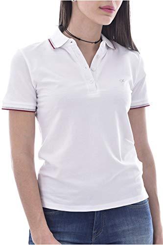 Kaporal - Polo ajusté Femme - Polax - Femme - L - Blanc