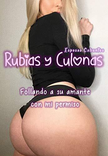 Esposas Calientes Rubias y Culonas – Follando a su amante con mi permiso de Sombras Felinas CSA