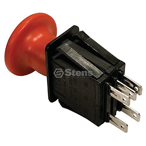 Delta PTO Switch, Ariens 01545600, ea, 1