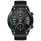 HONOR Magic Watch 2 Smart Watch 1.39' AMOLED Display Bluetooth Call Activity Tracker 5ATM Waterproof 14days Battery Life Sport Smartwatch with Mic for Women Men (Charcoal Black)