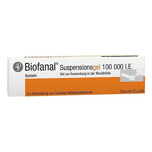 BIOFANAL Suspensionsgel Tube 25 g