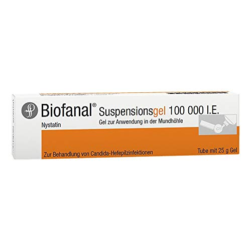 BIOFANAL Suspensionsgel Tube 25 g