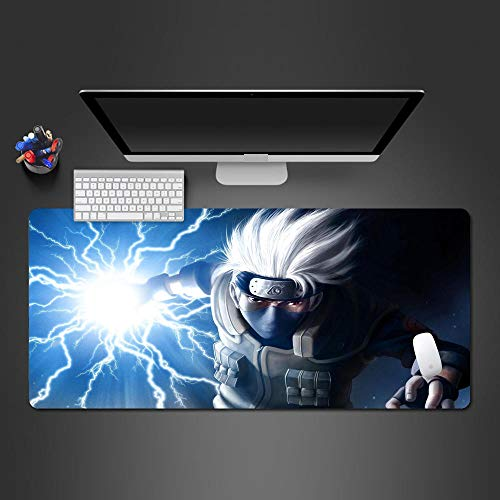Atvvsovs – Extra Large Gaming Mouse Pad 80Cmx30Cmx3Mm Oversize - Mousepad - Cool Cartoon Character Mouse Mat With Motif – Extra Large Desk Pad - For Precision And Speed – For Mouse And Keyboard