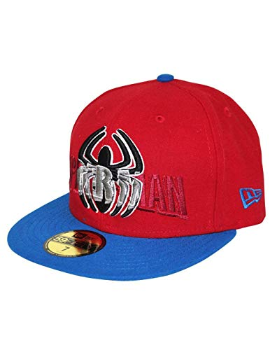 New Era 59Fifty Word Over Spider-Man Snapback Cap