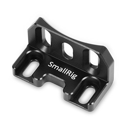 [Updated] SMALLRIG Lens Adapter Holder Suitable for SMALLRIG Cages for Sony A7RIII/A7II/A7 II/A9 with for Canon EF Lens Metabones to Sony E Mount T Speed Booster Ultra 0.71x II Attached - 1764