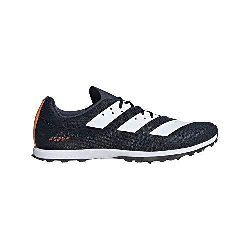adidas Adizero XC Sprint, Zapatillas de Atletismo para Hombre, Maruni/FTWBLA/NARSEN, 45.33 EU
