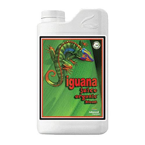 Advanced Nutrients Iguana Juice Bloom Organic Fertiliser - 1 Litre