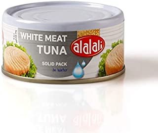 Al Alali White Meat Tuna In Water, 170 g