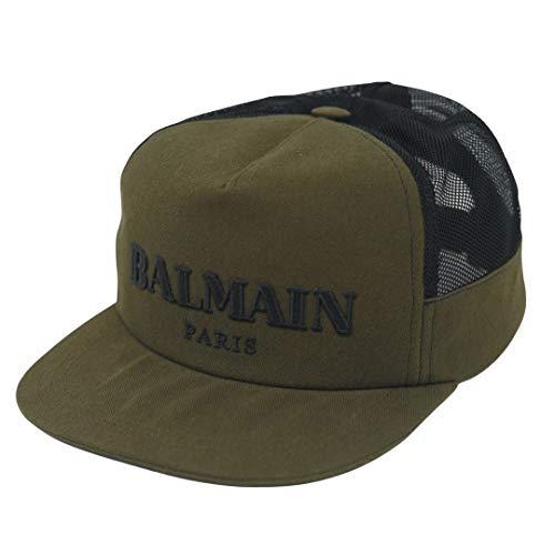 Balmain W8HA615T 287B 147 147 Herren Hat Grun