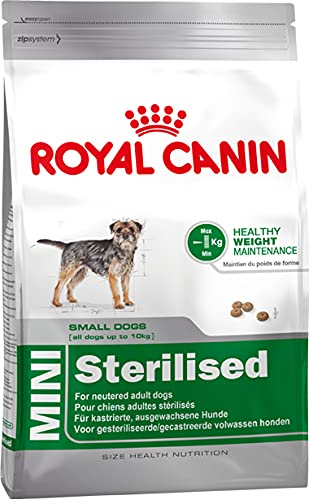 Royal Canin C-08379 S.N. Mini Sterilised - 8 Kg ⭐