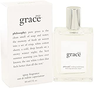 Pure Grace by Phílóšóphÿ for Women Eau De Toílette Spray 2 oz