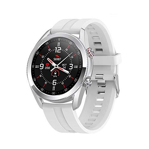 ZGNB 2021 Nuevo L19 Smart Watch Bluetooth Call Reproductor De Música IP68 A Prueba De Agua Reloj Deportivo Fitness Tracker para Hombres Y Mujeres Smartwatch Vs L13for Android iOS,E