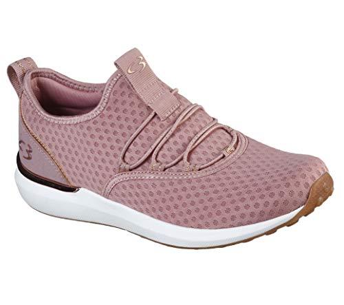 Concept 3 by Skechers Women's Alexxi Fashion Slip-on Sneaker, Mauve, 9 Medium US