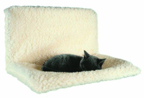 Quality Pet Products, Cuccia da radiatore per Gatti, Morbida e Lavabile
