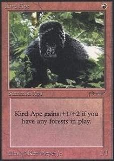 Magic: the Gathering - Kird Ape - Arabian Nights