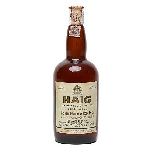 Haig Gold Label 1970s Whisky