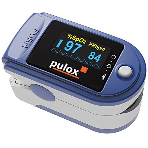 PULOX Pulsoximeter PO-200 Solo Bild